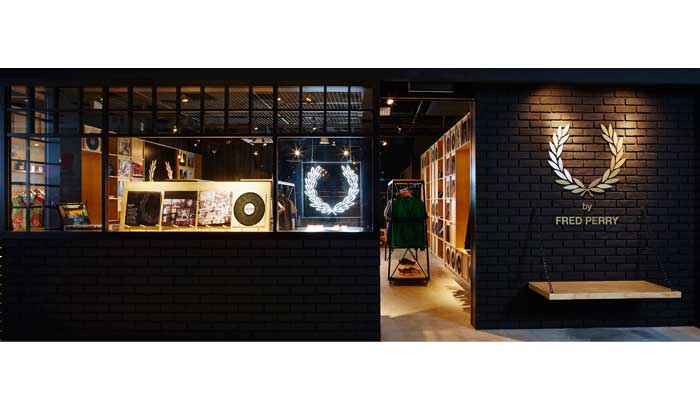 connecting fred perry to its music heritage. Black Bedroom Furniture Sets. Home Design Ideas